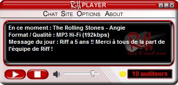 Riff Player
